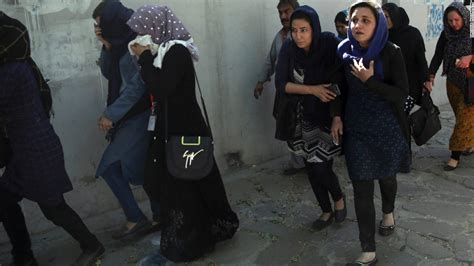 Afghanistan Fashion Show After Decades 2 by Kabul Bombing Anger As City Buries Dead After