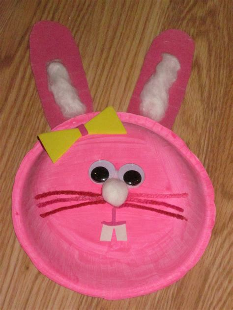 easter bunny craft projects easter projects for toddlers hostedpedia top