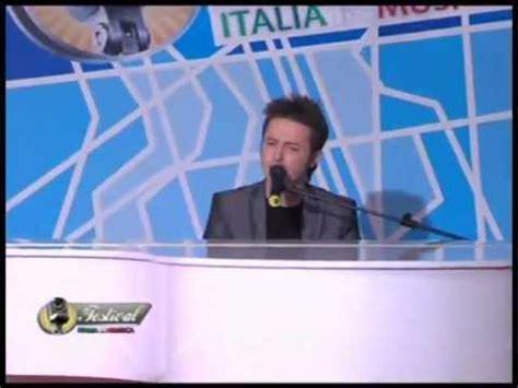 il divo la promessa matteo macchioni la promessa al festival italia in