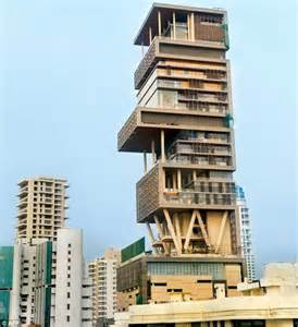 anil ambani bungalow billionaire mukesh ambani s 47 storey bombay house named