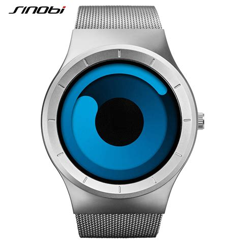 aliexpress buy sinobi mens watches top brand luxury