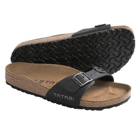 tatami sandals by birkenstock tatami by birkenstock madrid applique sandals for