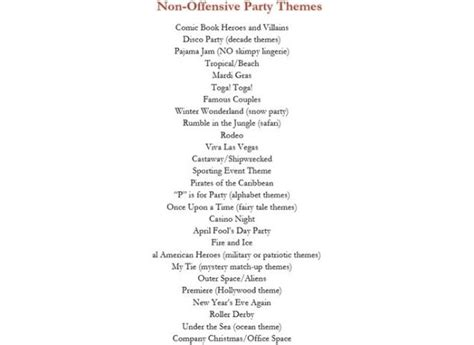 list theme for event texas frats ban any party theme involving quot pimps quot and or quot hos quot