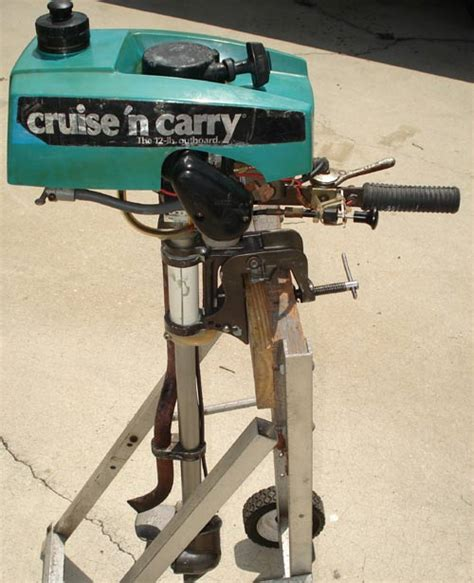 1 5 hp boat motor 1 5 hp cruise n carry 6600 outboard boat motor for sale