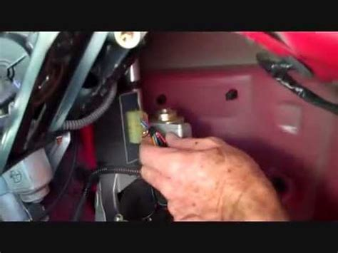 lexus sc430 car radio power antenna repair broken replace