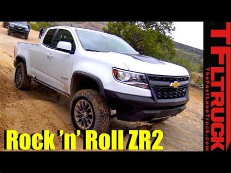 2017 chevy colorado zr2 off road review: desert runner and