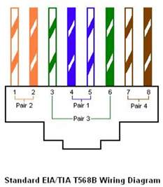 cat5 color order cat5 cables tutorial