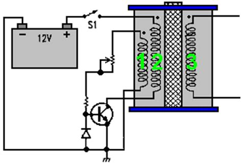 self charging capacitor circuit free energy battery charging pulsed systems