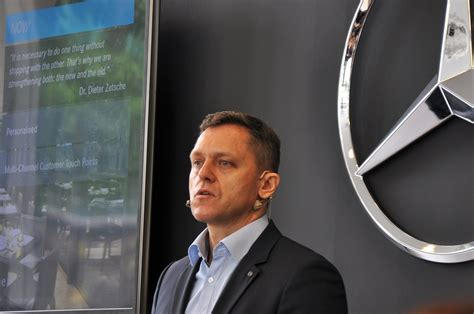 mercedes benz ceo mercedes benz malaysia ups customer experience to drive