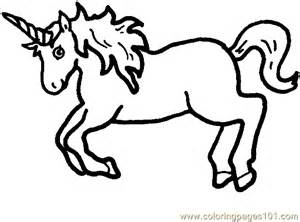 unicorn coloring 02 coloring free fantasy coloring pages coloringpages101