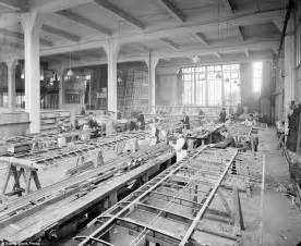 Records Before 1919 Furniture Factory Waring Gillow Built Planes