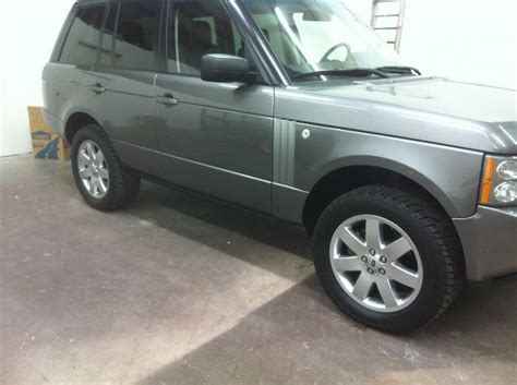 range rover stock rims 2008 range rover oem 20 quot wheels tires land rover