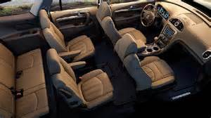 Buick Enclave Seats 8 2017 Buick Enclave Facelift Best 8 Passenger Vehicles