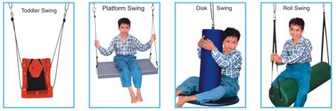 therapy swings occupational therapy sensory motor perceptual motors manufacturer of