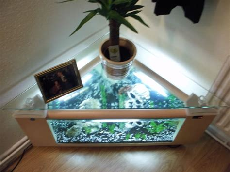 25 great ideas about fish tank coffee table on