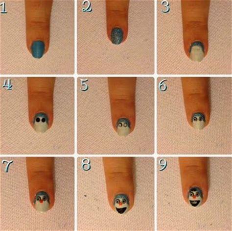 nail art olaf tutorial easy disney frozen inspired nail art tutorials for