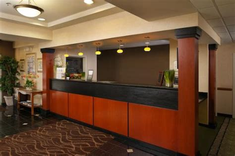 reception front desk picture of baymont inn suites
