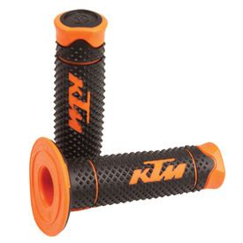 Handgrip Ktm Ktm Dual Compound Grips Dirt Bike Rocky