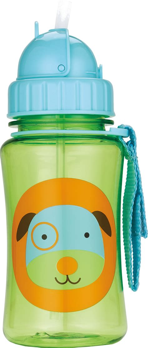 Skiphop Vapur Water Bottle skip hop zoo straw bottle kulily