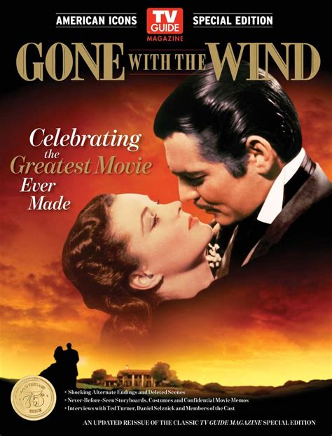 Cover Lanjutan With The Wind tv guide magazine with the wind media lab publishing