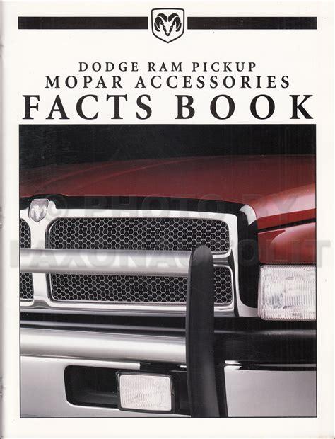 1994 dodge ram van wagon cng repair shop manual original supplement