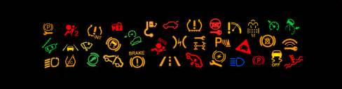 Car Dashboard Lights Explained Car Warning Lights And What They Car Pictures Car