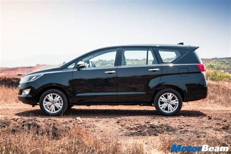 Frame Toyota Inova Side Ears the new innova crysta is the family vehicle rediff business