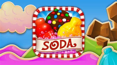 Candy Crush Soda Saga - Out Now WORLDWIDE on iOS! - YouTube
