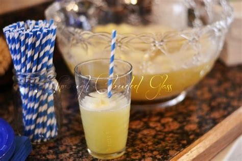 Baby Shower Punch Recipes With Sherbet by 15 Must See Yellow Punch Pins Yellow Punch For Baby