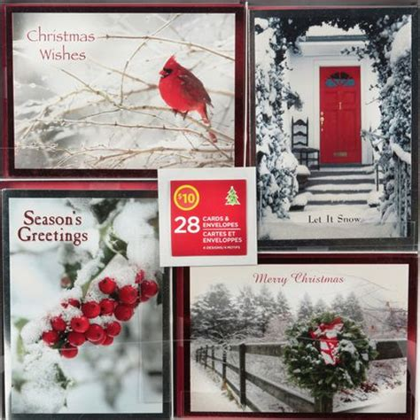 Send A Walmart Gift Card - walmart 40 boxed christmas cards for only 2 50