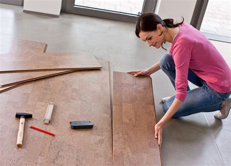 evolution of cork flooring from pushpins to fashion forward design construction canada