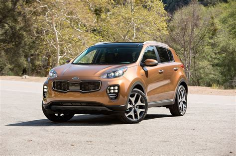 Kia Spotage by 2017 Kia Sportage Reviews And Rating Motor Trend