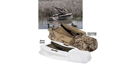 layout blind camo cover cabela s interceptor ultimate layout blind and snow cover