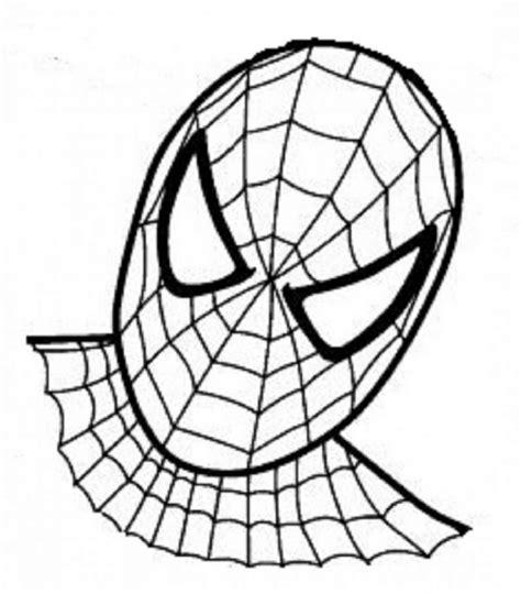Coloriage Spiderman Les Beaux Dessins De Super H 233 Ros 224 Dessin A D Calquer L