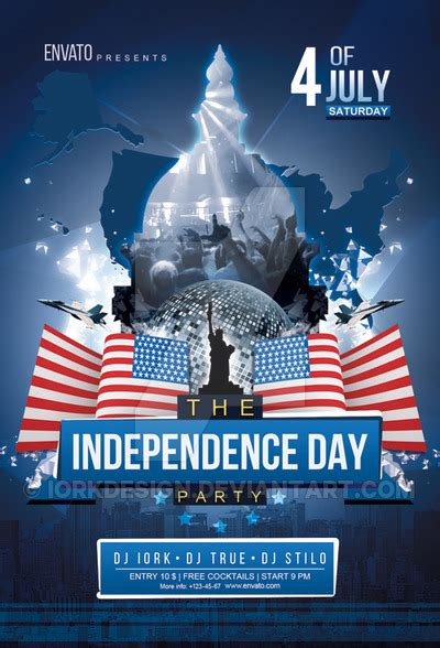 independence day flyer independence day flyer psd by iorkdesign on deviantart