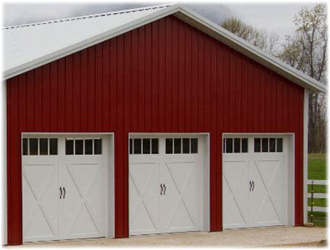 Pole Barn Garage Plans by Cabin Kits With Rv Garage 2015 Home Design Ideas