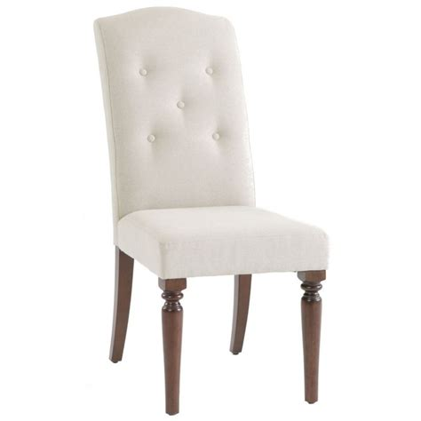 lands  country luxe upholstered dining chair
