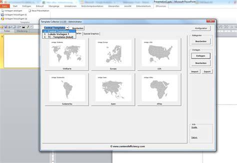 Template Vorlagen Html powerpoint folienbibliothek template collector zentrales
