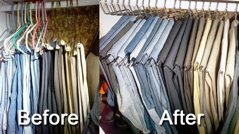 Jean Rack For Closet by Clothes Hangers What You Need To