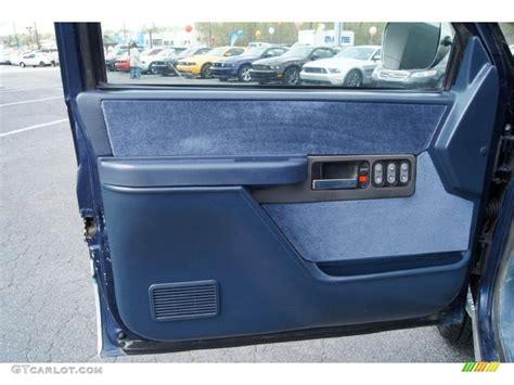 Chevy Door Panels 1994 chevrolet c k k1500 z71 regular cab 4x4 blue door panel photo 47794333 gtcarlot