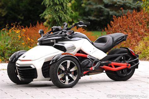 Spyder Motorrad by 2015 Can Am Spyder F3 First Ride Photos Motorcycle Usa