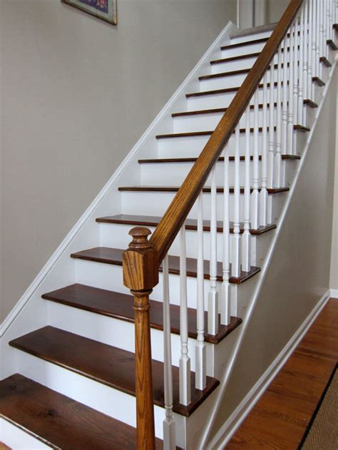 stairway ideas my foyer staircase makeover reveal in my own style