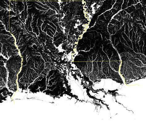 louisiana map is a lie every map of louisiana is a lie what it really looks
