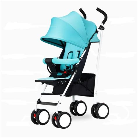Reclining Stroller For Toddler by 2017 Summer Infant Strollers Lightweight Portable Folding