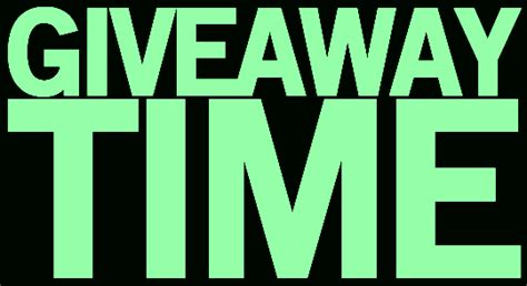 Giveaway Time - it s time for a cpf giveaway