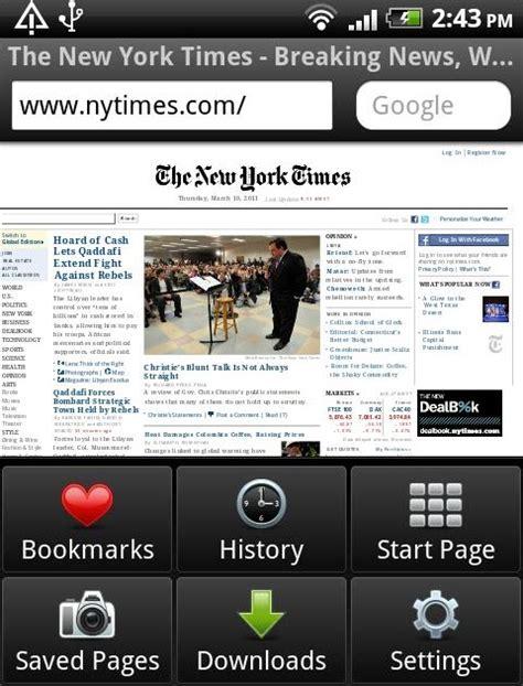 opera mobile apk opera mobile apk best android web browser app aplikasi android gratis free software