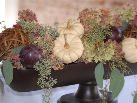 thanksgiving centerpiece photos hgtv