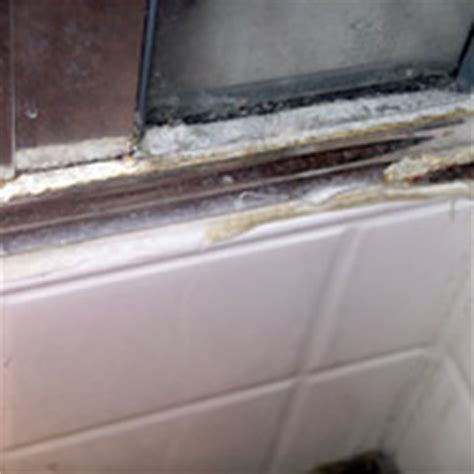 How To Repair A Leaking Shower Door Shower Door Leaks