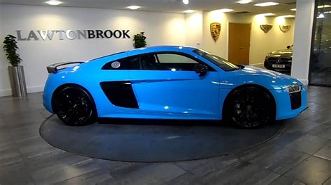 Blue Audi R8 by Audi R8 Blue And Black Www Imgkid The Image Kid