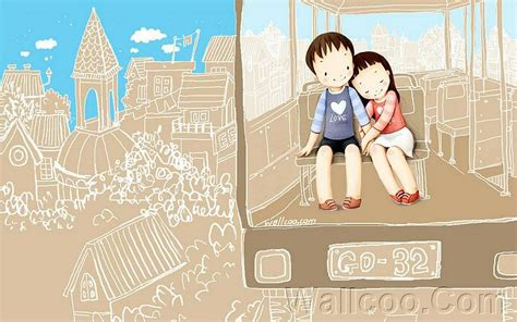 wallpaper sweet couple cartoon romantic cartoon couple wallpapers 171 new movies poster